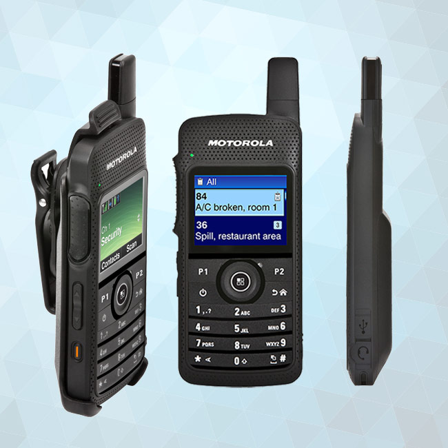 SL7590 Portable Two-Way Radio